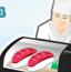 寿司鲜鱼钓