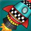 太空中的火箭