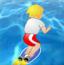 火箭冲浪板