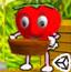 草莓小子接水果