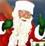 疾驰的圣诞老人