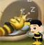 忙碌的工蜂