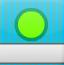 绿色小球下百层