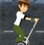 少年骇客独轮车