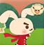 兔王子收集小羊