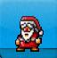 圣诞老人下百层