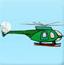 驾驶直升机