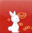 兔子踩灯笼
