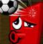 方块脸足球对决