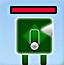 绿方块历险记