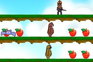 熊出没双人水果捞