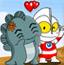 奥特曼和小怪兽的浪漫七夕