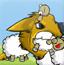 大灰狼吃小羊