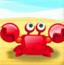 饥饿小螃蟹