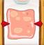 松鼠三明治