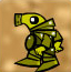 绿怪物吃豆豆