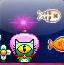 可爱猫眯外星探险