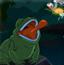 大青蛙吃蚊子