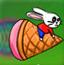 冰淇淋兔空战