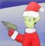 枪打圣诞礼物