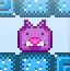 方块猫咪吃金鱼