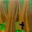 抵御火柴人入侵森林