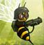 蜜蜂大战邪恶黄蜂