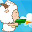 懒羊羊打气球