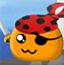 大眼小球海盗船