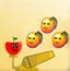 苹果战芒果