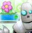 机器人种花