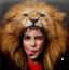 愤怒的狮子