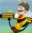 马里奥蜜蜂防御