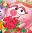 可爱小猪拼图