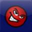 红色小球进洞