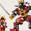 乐高忍者机器人