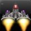 雷霆火箭战机