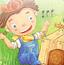 可爱童话书找不同