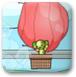 气球上的僵尸