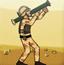 火箭炮士兵