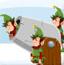 小矮人炮打圣诞老人