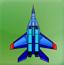战斗机大战飞船