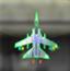 F16轰炸机