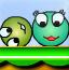青蛙球的跳跃