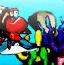 七色珊瑚净化海底