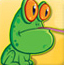 小青蛙吃昆虫2