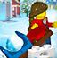 乐高圣诞雪球大战