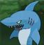 射杀僵尸鲨