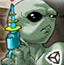 外星人飞船守卫战