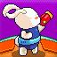 勇猛兔战士